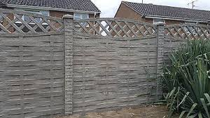 Fence Fencing Panels Gravel Boards Heavy Duty Concrete Post Decorative Lattice Lattice Fence Panels Lattice Fence Fence Panels