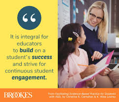 brookes publishing on build on your students successes