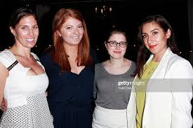 Hilary Peterson, Lucy Akin, Jessica kantor and Jen Atkin poses at the...  News Photo - Getty Images