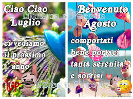 Benvenuto Agosto Immagini Facebook Whatsapp