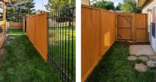 Wood Fencing Project By Christopher At Menards