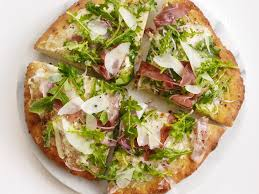 arugula prosciutto pizza recipe food