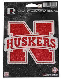 Nebraska Bling Decal