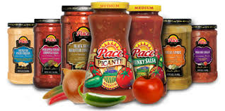 target pace salsa or picante sauce for