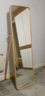 ikea large floor standing mirror