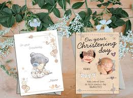 what to write in a christening card