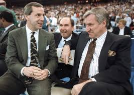 Dean Smith Taught Me To Love Basketball -