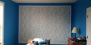 basic wallpaper installation