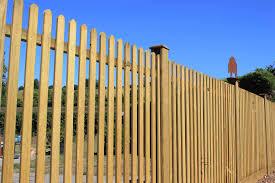 Mitre Fence Panels Modern Picket Fencing Jacksons Security Fencing