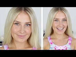 ultimate no makeup makeup tutorial