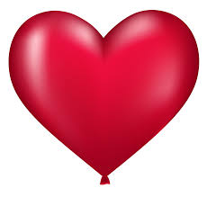 heart shaped balloon png image pngpix