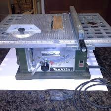 Find More Makita Portable Table Saw Model 2708 Runs Well Good For The Garage Or Jobsite For Sale At Up To 90 Off