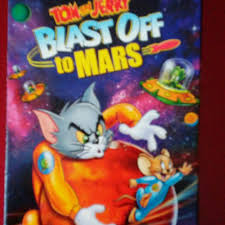 Tom and Jerry Blast off to Mars Video is COMPLETE - Depop
