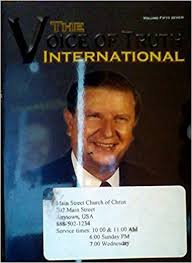 The Voice of Truth International - Volume Fifty Seven: J. C. Choate, Byron  Nichols & others: Amazon.com: Books