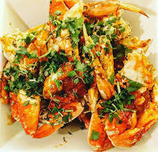 Sweet & Spicy Dungeness Crab with Thai ...