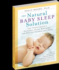 Cover - Natural Baby Sleep Solution By Polly Moore | Full Size PNG ...