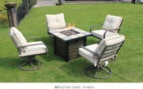 china europe style cast aluminum patio