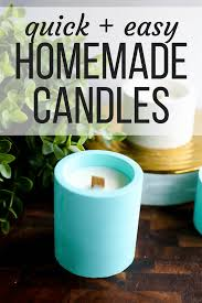 diy candle holders how to make your