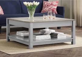 coffee table dimensions to fit your