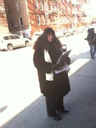 """NYSNA ✊🏿✊🏾✊🏽✊🏼✊🏻 on Twitter: """"Adeline Walker-Santiago, chair of  Community Board 7: """"Trust broken when they closed division w/o our input.""""  http://t.co/xWYnryGYrE"""""""