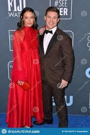 Chloe Bridges & Adam DeVine Editorial Photo - Image of style ...