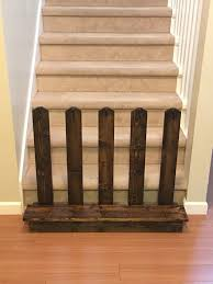 Fence Post Stocking Holder This One Rustic Grain Designs Facebook