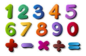 numbers and maths symbols - Download Free Vectors, Clipart Graphics &  Vector Art