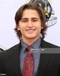 Actor Aaron Landon attends the 1st annual Young Entertainer Awards at...  News Photo - Getty Images
