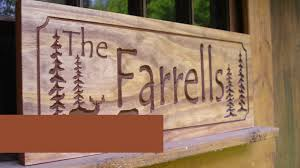 custom wood signs personalized family
