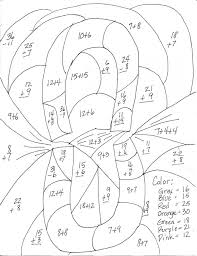 core math worksheets multiply