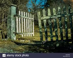 Gate Hinges High Resolution Stock Photography And Images Alamy