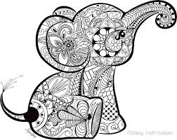 Mandala Elephant Tattoo Image By Pia Tottrup On Drawing Art In