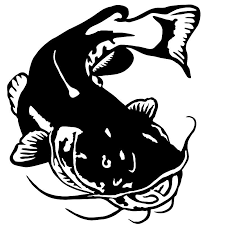2020 15 13 2cm Cute And Interesting Catfish Vinyl Decal Sticker 2019 New Style Hot Car Accessories Motorcycle Helmet Car Styling From Xymy777 2 21 Dhgate Com