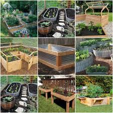 beautiful diy raised garden beds ideas