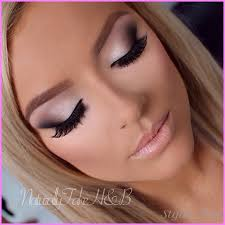 natural makeup ideas for prom star