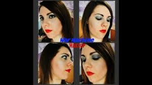 black widow makeup winter solr