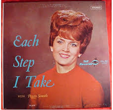 Peggy Smith - Peggy Smith Near Mint Stereo Lp - Each Step I Take ...