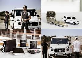 mercedes benz fashion accessories for