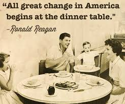 quotes about family dinner time quotes