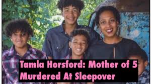 Tamla Horsford: Mother of 5 Murdered ...