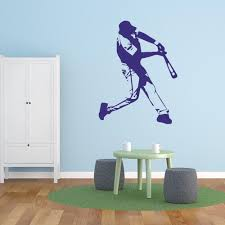 Shop Baseball Batter Wall Decal On Sale Free Shipping On Orders Over 45 Overstock 16837093