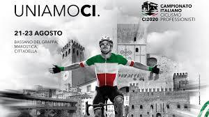 Campionato Italiano di Ciclismo 2020, iniziative per i campioni ...