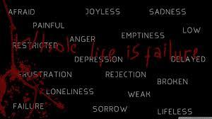dark depressing quotes quotesgram