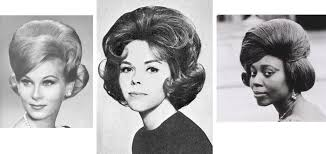 women s 1960s hairstyles an overview