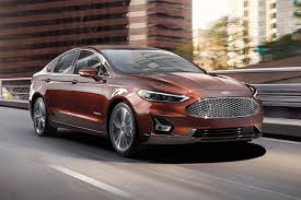 2019 ford fusion hybrid new car review