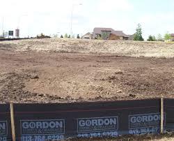 Kansas City Erosion Control Matting Hydroseeding Gordon Energy