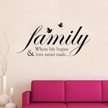 Family Quote Wall Decal Allposters Com