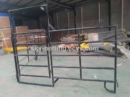 Oval Tube Cattle Fence Panel Oval Tube Portable Metal Horse Fence Panel Wholesaler Discount Purchasing Souring Agent Ecvv Com Purchasing Service Platform