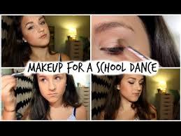 makeup for a dance sara you