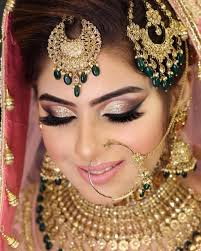 how to do eye makeup for bride